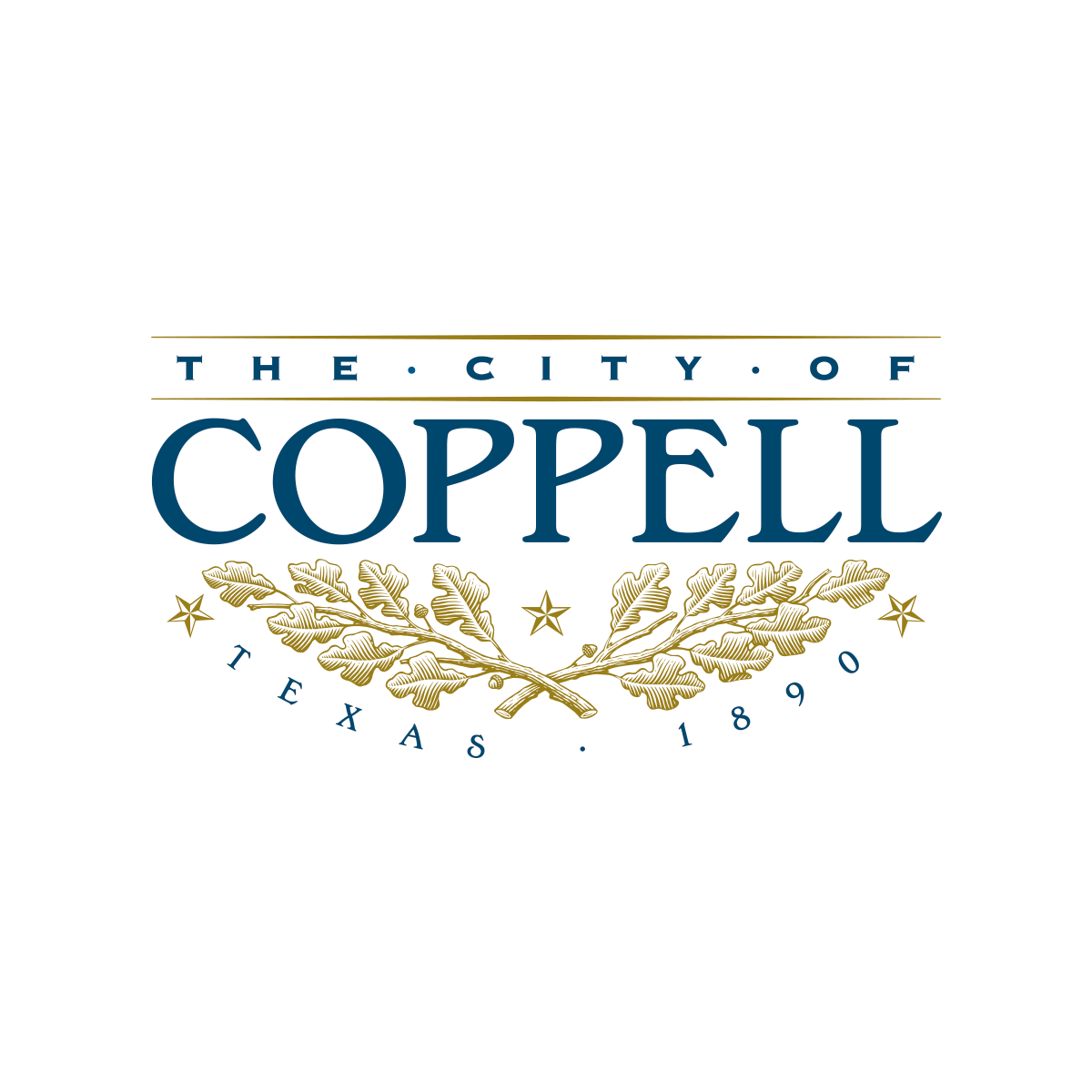 Logo of the City of Coppell