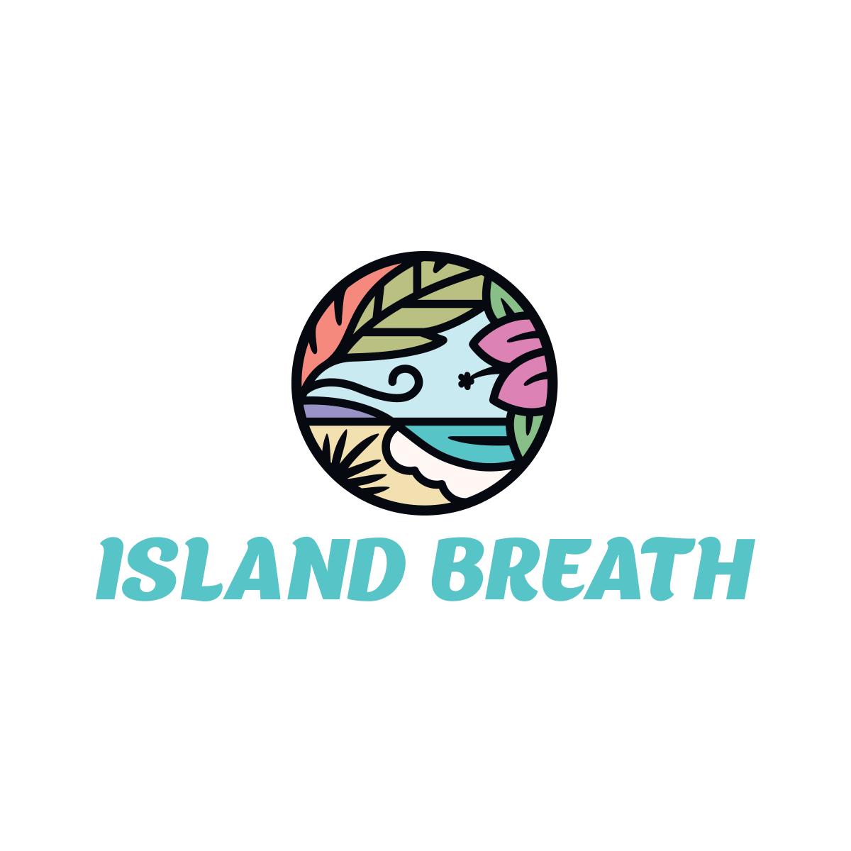 Island Breath Logo